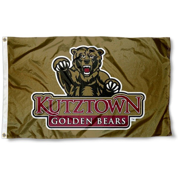 Kutztown Bears Flag