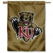 Kutztown Golden Bears House Flag