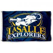 La Salle University Flag