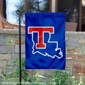 La Tech Bulldogs Garden Flag
