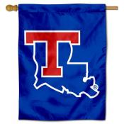 La Tech Bulldogs House Flag