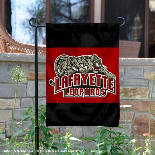 Lafayette Leopards Garden Flag