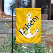 Lake Superior State Lakers Garden Banner