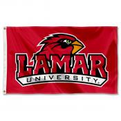 Lamar Cardinals Flag