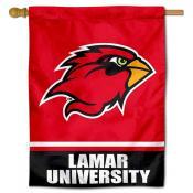 Lamar Cardinals House Flag