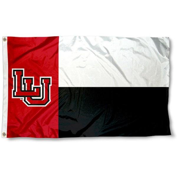 Lamar Cardinals Texas State Flag