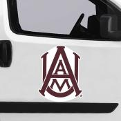 Large Jumbo Logo Car Magnet for Alabama A&M University Bulldogs