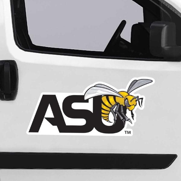Large Jumbo Logo Car Magnet for Alabama State University Hornets