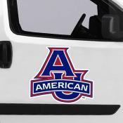 Large Jumbo Logo Car Magnet for American University Eagles