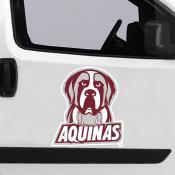 Large Jumbo Logo Car Magnet for Aquinas College Saints