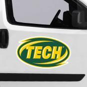 Large Jumbo Logo Car Magnet for Arkansas Tech University Wonder Boys