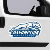 Large Jumbo Logo Car Magnet for Assumption College Greyhounds
