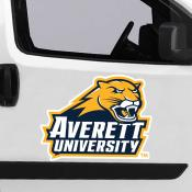 Large Jumbo Logo Car Magnet for Averett University Cougars