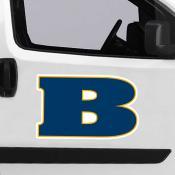 Large Jumbo Logo Car Magnet for Beloit College Buccaneers