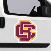 Large Jumbo Logo Car Magnet for Bethune Cookman University Wildcats