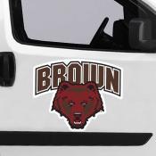 Large Jumbo Logo Car Magnet for Brown University Bears