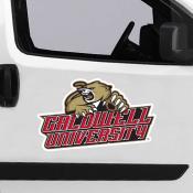 Large Jumbo Logo Car Magnet for Caldwell University Cougars