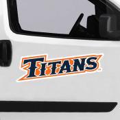 Large Jumbo Logo Car Magnet for California State University Fullerton Titans