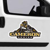 Large Jumbo Logo Car Magnet for Cameron University Aggies