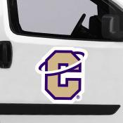Large Jumbo Logo Car Magnet for Carroll College Fighting Saints