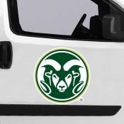 Large Jumbo Logo Car Magnet for Colorado State University Rams