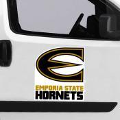 Large Jumbo Logo Car Magnet for Emporia State University Hornets