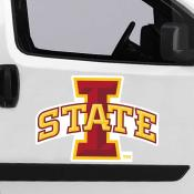 Large Jumbo Logo Car Magnet for Iowa State University Cyclones