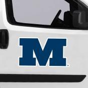 Large Jumbo Logo Car Magnet for Millikin University Big Blue