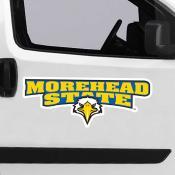 Large Jumbo Logo Car Magnet for Morehead State University Eagles