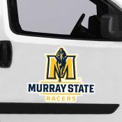 Large Jumbo Logo Car Magnet for Murray State University Racers