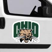 Large Jumbo Logo Car Magnet for Ohio University Bobcats