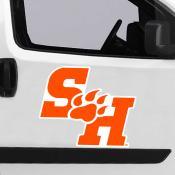 Large Jumbo Logo Car Magnet for Sam Houston State University Bearkats