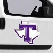 Large Jumbo Logo Car Magnet for Tarleton State University Texans