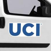 Large Jumbo Logo Car Magnet for University of California Irvine Anteaters