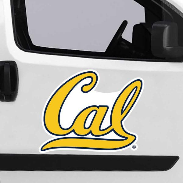 Large Jumbo Logo Car Magnet for University of California Bears