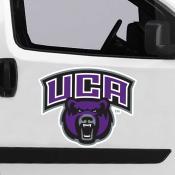 Large Jumbo Logo Car Magnet for University of Central Arkansas Bears