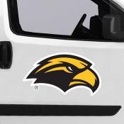 Large Jumbo Logo Car Magnet for University of Southern Mississippi Eagles