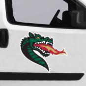Large Jumbo Logo Car Magnet for University of Alabama at Birmingham Blazers