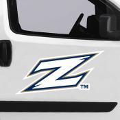 Large Jumbo Logo Car Magnet for University of Akron Zips