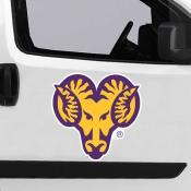 Large Jumbo Logo Car Magnet for West Chester University Golden Rams