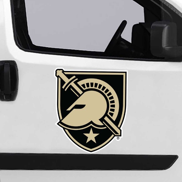 Large Jumbo Logo Car Magnet for West Point Black Knights
