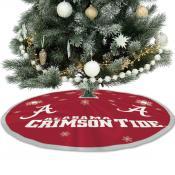 Large Tree Skirt for Alabama Crimson Tide