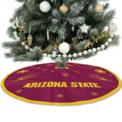 Large Tree Skirt for Arizona State Sun Devils
