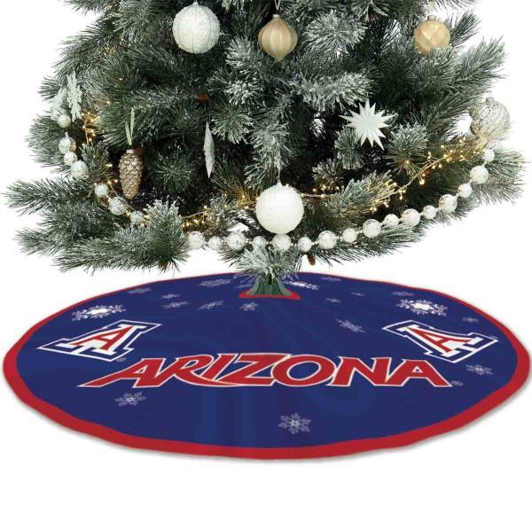 Large Tree Skirt for Arizona Wildcats