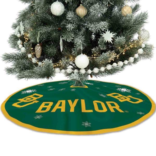 Large Tree Skirt for Baylor Bears
