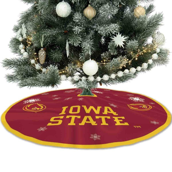 Large Tree Skirt for Iowa State Cyclones
