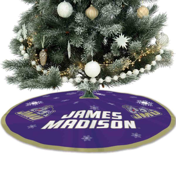 Large Tree Skirt for James Madison Dukes