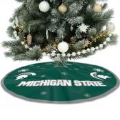 Large Tree Skirt for Michigan State Spartans