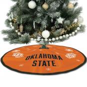Large Tree Skirt for Oklahoma State Cowboys