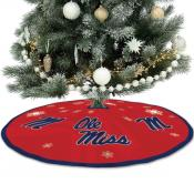 Large Tree Skirt for Ole Miss